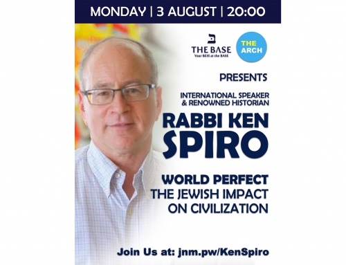 Ken Spiro – Episode 5: World Perfect