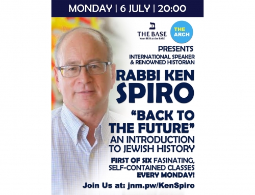 Ken Spiro – Episode 1: Back to the future